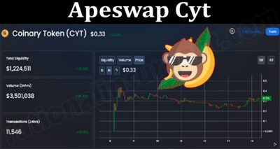 About General Information Apeswap Cyt