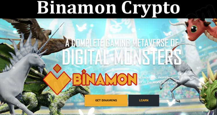 About General Information Binamon Crypto