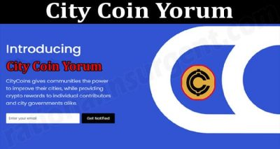 About General Information City Coin Yorum