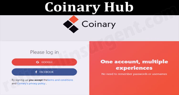 About General Information Coinary-Hub