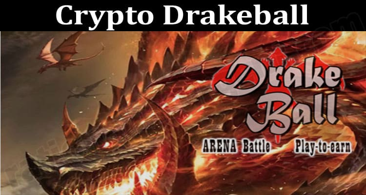 About General Information Crypto-Drakeball