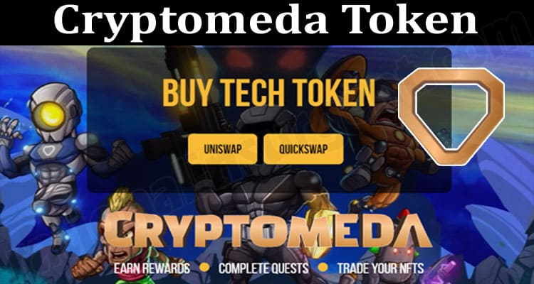 About General Information Cryptomeda Token