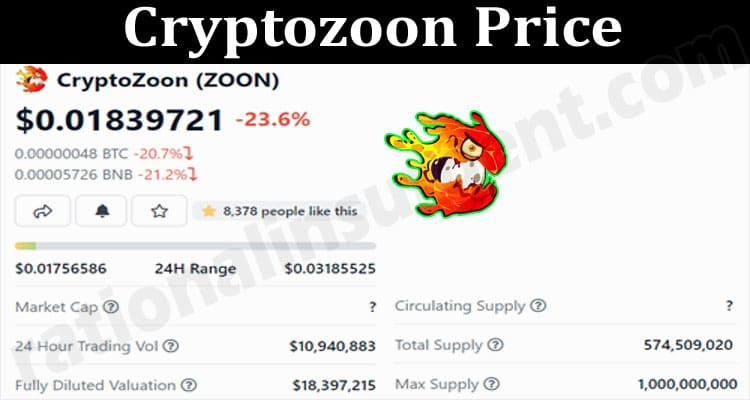 About General Information Cryptozoon-Price