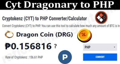 About General Information Cyt Dragonary To PHP