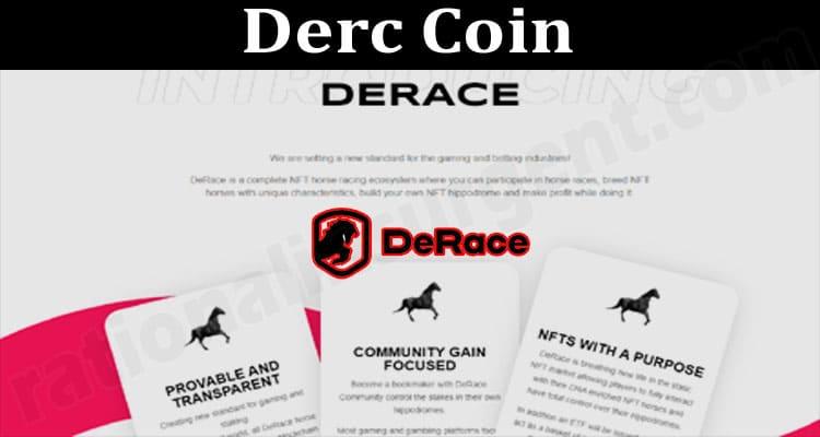 About General Information Derc Coin