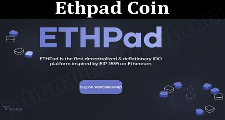 About General Information Ethpad-Coin