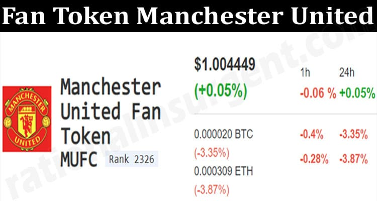 About General Information Fan Token Manchester United