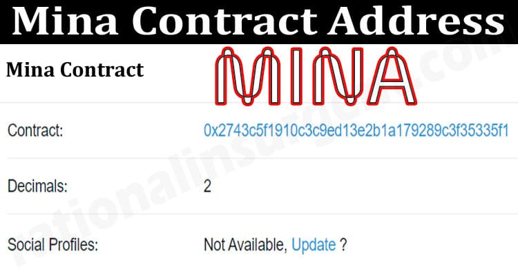 About General Information Mina-Contract-Address