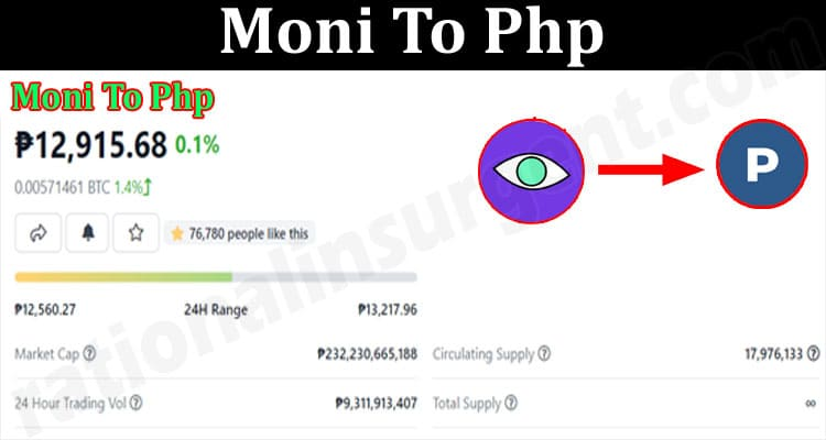 About General Information Moni To Php
