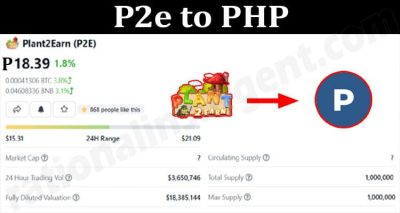 About General Information P2e To PHP