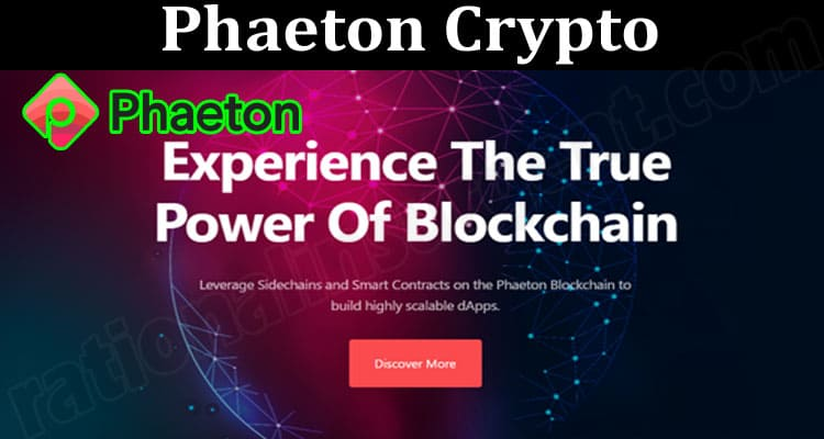 About General Information Phaeton Crypto