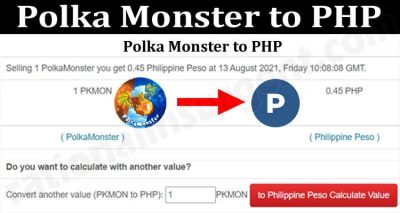 About General Information Polka Monster To PHP