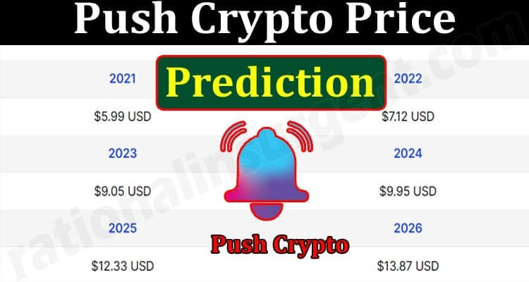 About General Information Push Crypto Price Prediction