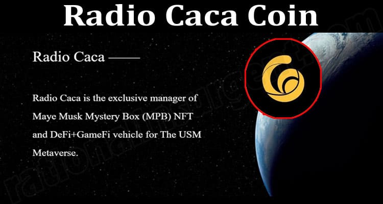About General Information Radio Caca Coin