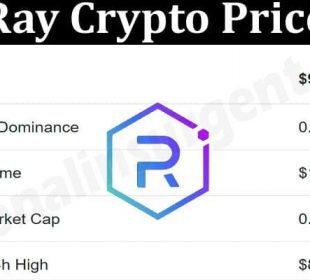 About General Information Ray Crypto Price