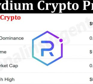 About General Information Raydium Crypto Price