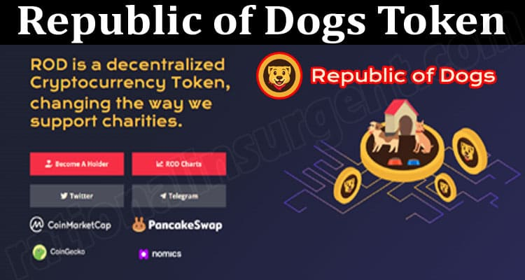 About General Information Republic Of Dogs Token