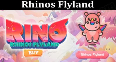 About General Information Rhinos-Flyland