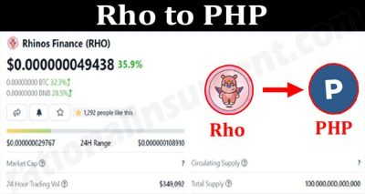 About General Information Rho-to-PHP