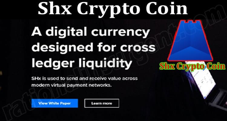 About General Information Shx Crypto Coin