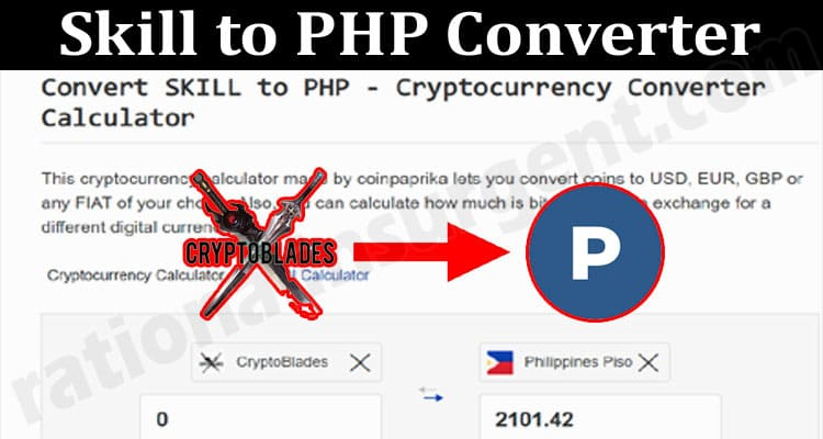 About General Information Skill-to-PHP-Converter