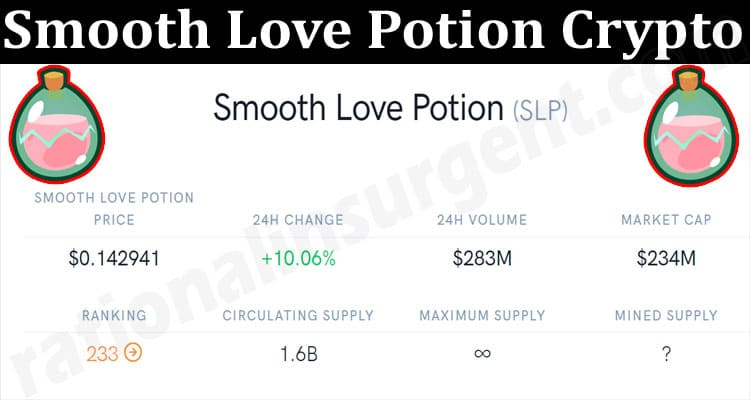 About General Information Smooth Love Potion Crypto