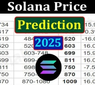About General Information Solana Price Prediction 2025