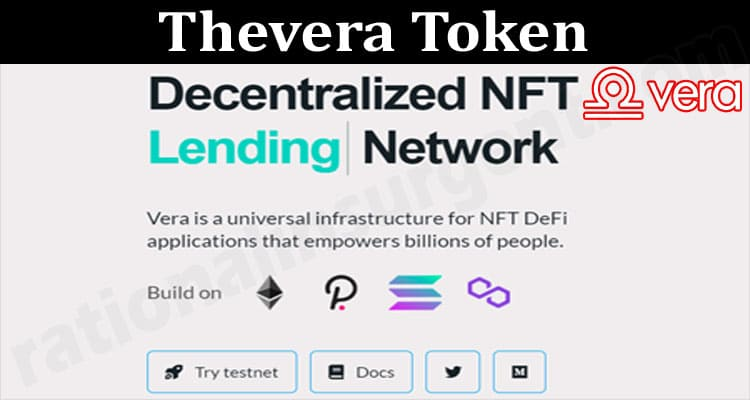 About General Information Thevera-Token