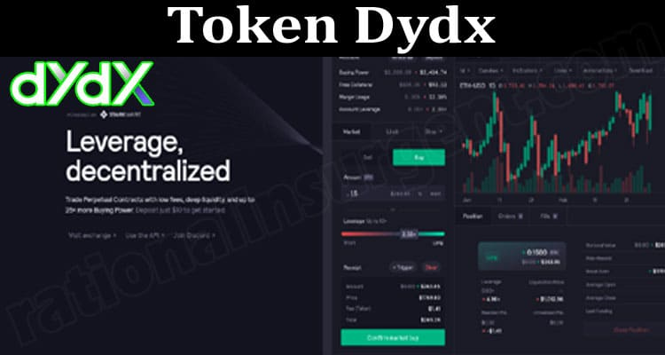 About General Information Token Dydx