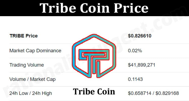 About General Information Tribe Coin Price