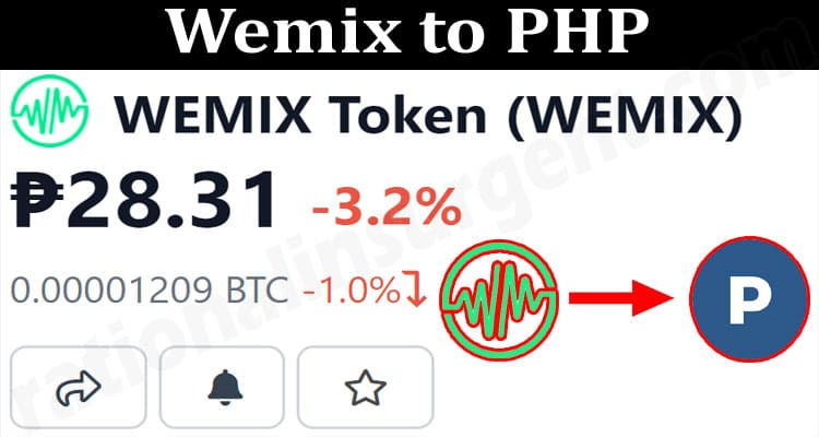About General Information Wemix To PHP