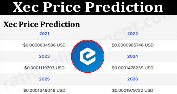 About General Information Xec-Price-Prediction
