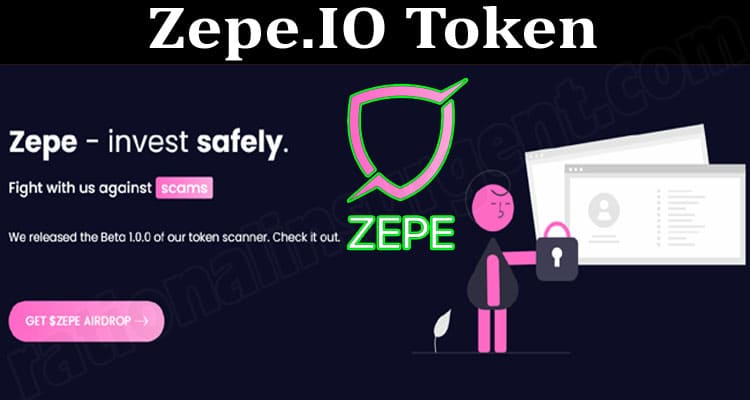 About General Information Zepe.IO Token