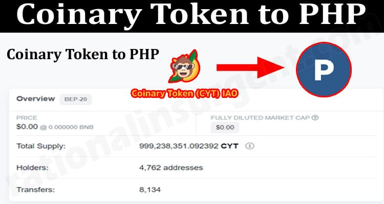 Coinary Token to PHP (Aug) Prediction, & How To Buy