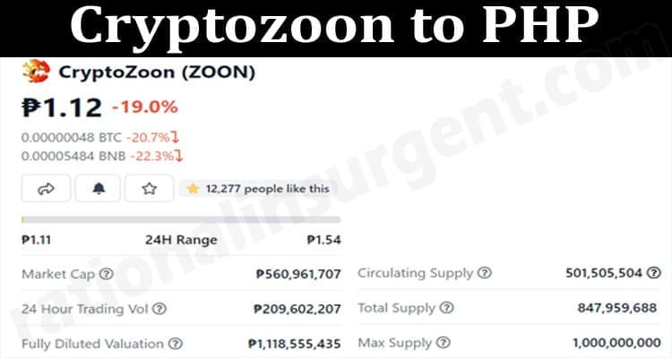 Cryptozoon to PHP 2021