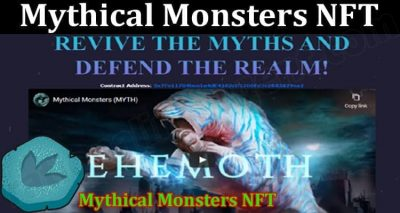 Mythical Monsters NFT 2021