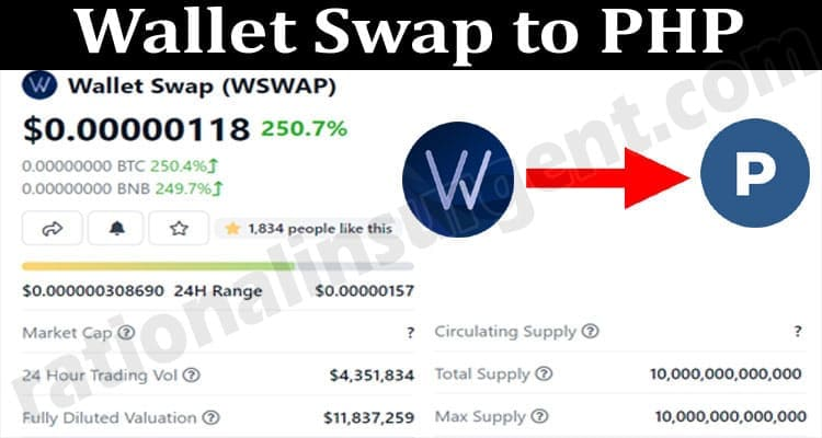 Wallet Swap to PHP 2021