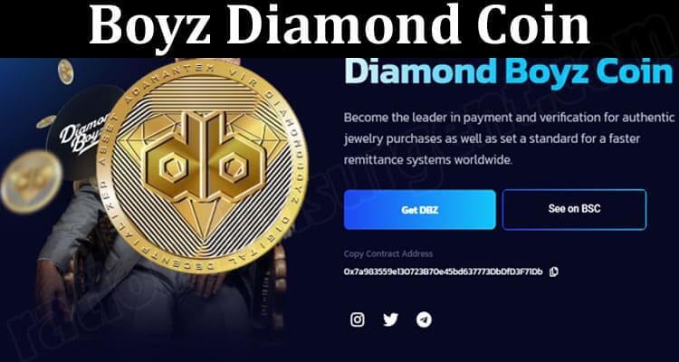 About General Informarion Boyz Diamond Coin