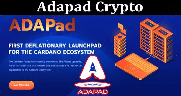 About General Information Adapad Crypto