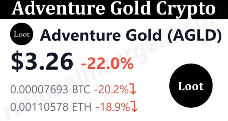 About General Information Adventure Gold Crypto
