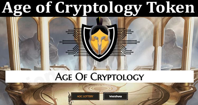 About General Information Age Of Cryptology Token