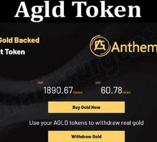 About General Information Agld Token