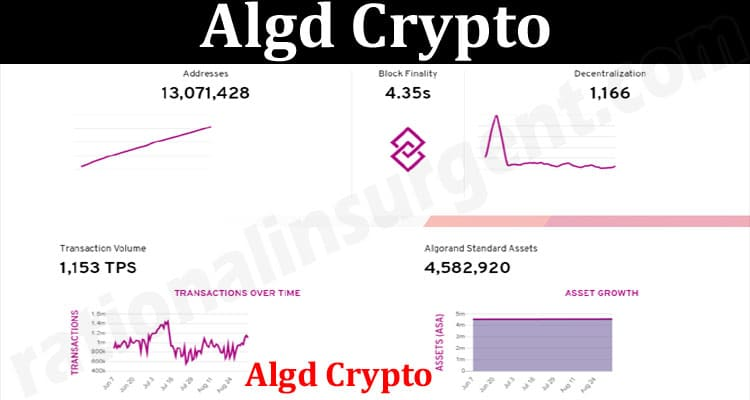 About General Information Algd Crypto