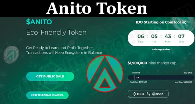 About General Information Anito Token
