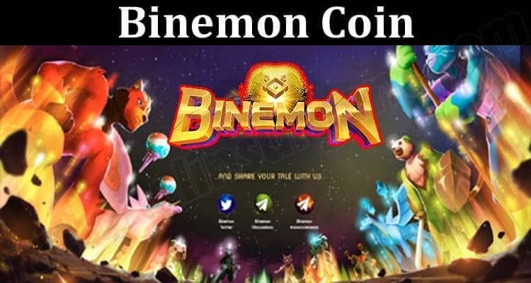 About General Information Binemon Coin