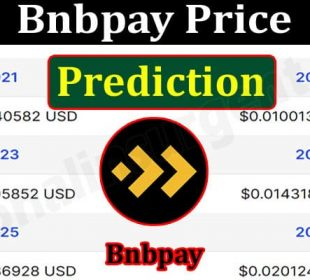 About General Information Bnbpay Price Prediction