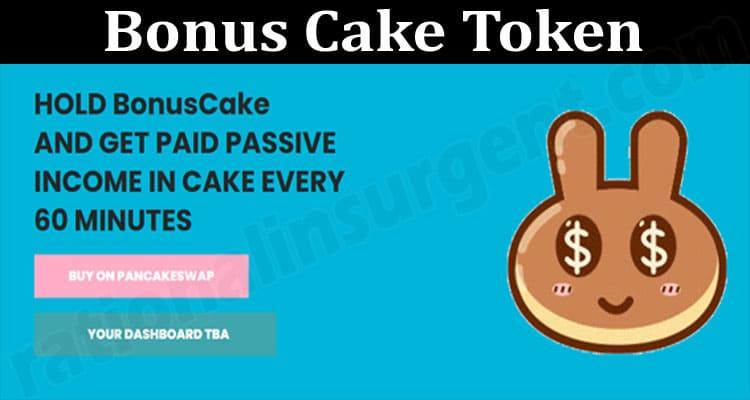 About General Information Bonus Cake Token