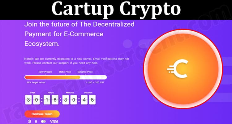 About General Information Cartup Crypto