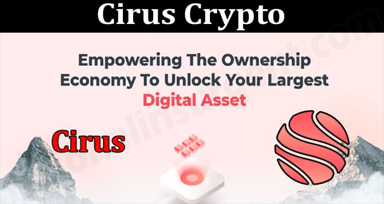 About General Information Cirus Crypto