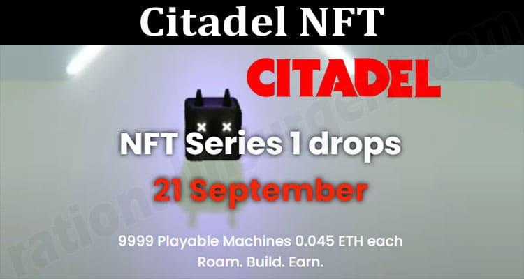 About General Information Citadel NFT
